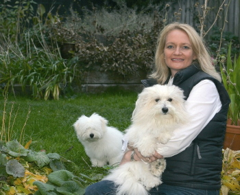 Coton Grooming book author Helle Sydendal